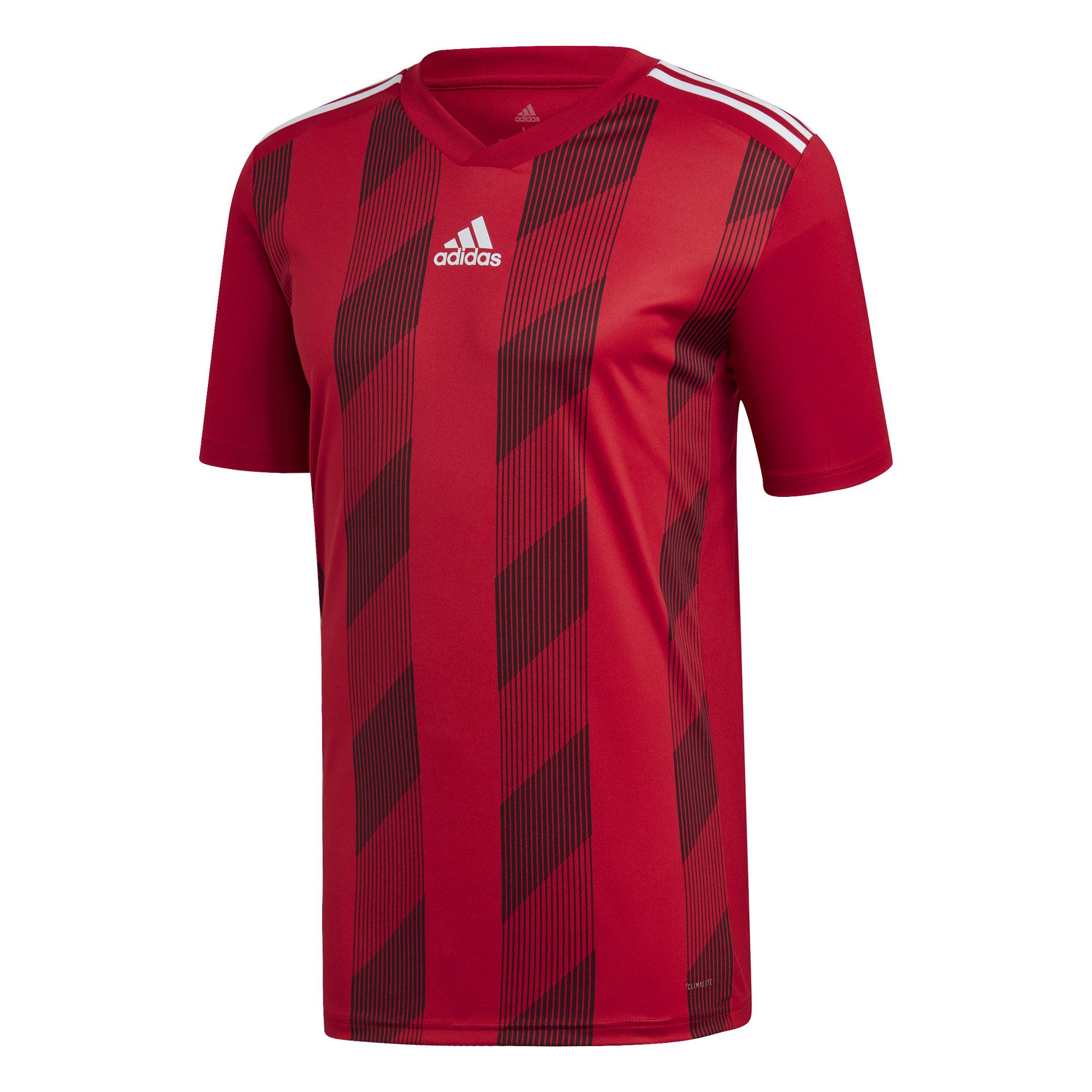 ADIDAS dres Striped 19 dětský