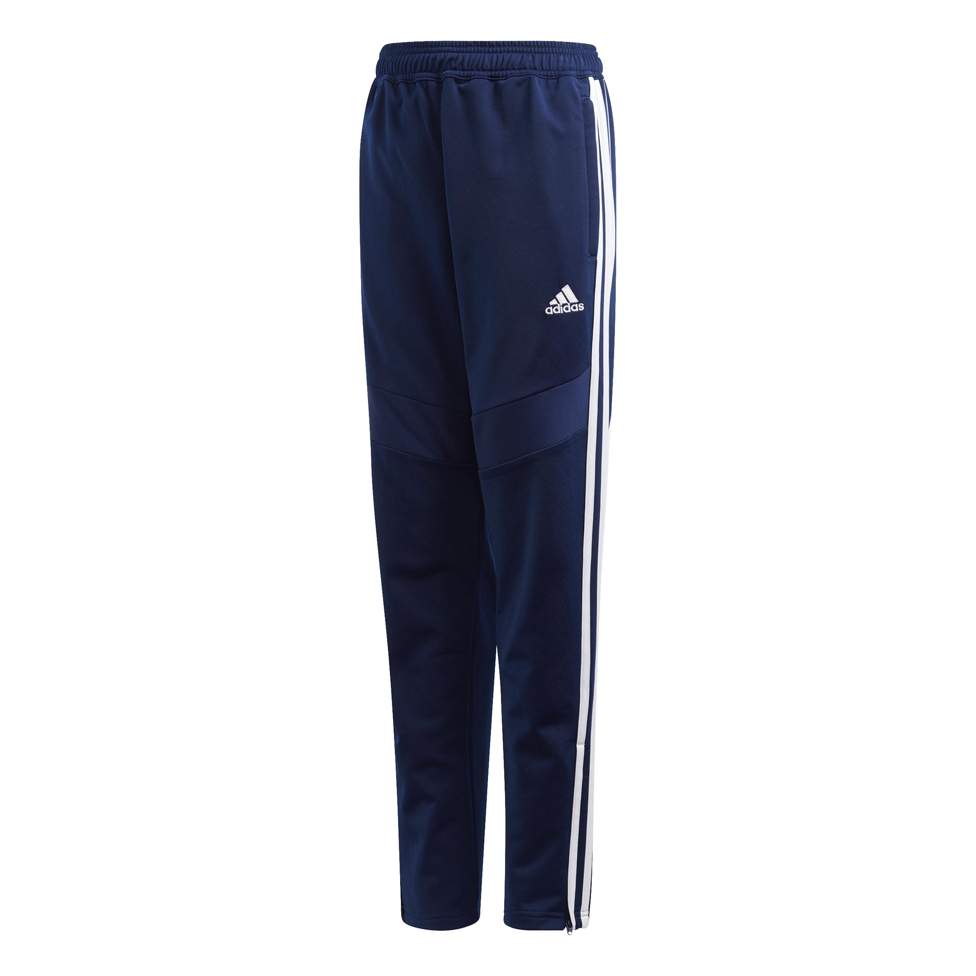 ADIDAS polyesterové kalhoty Tiro 19 dětské