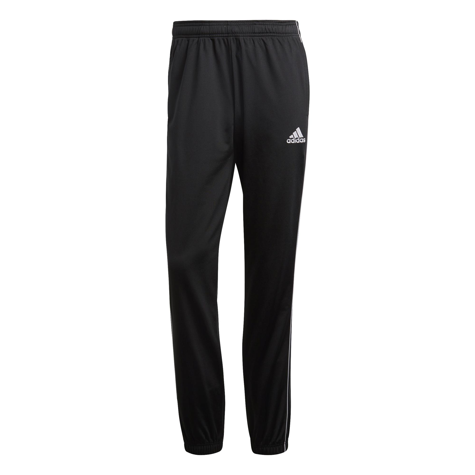 ADIDAS polyesterové kalhoty Core 18