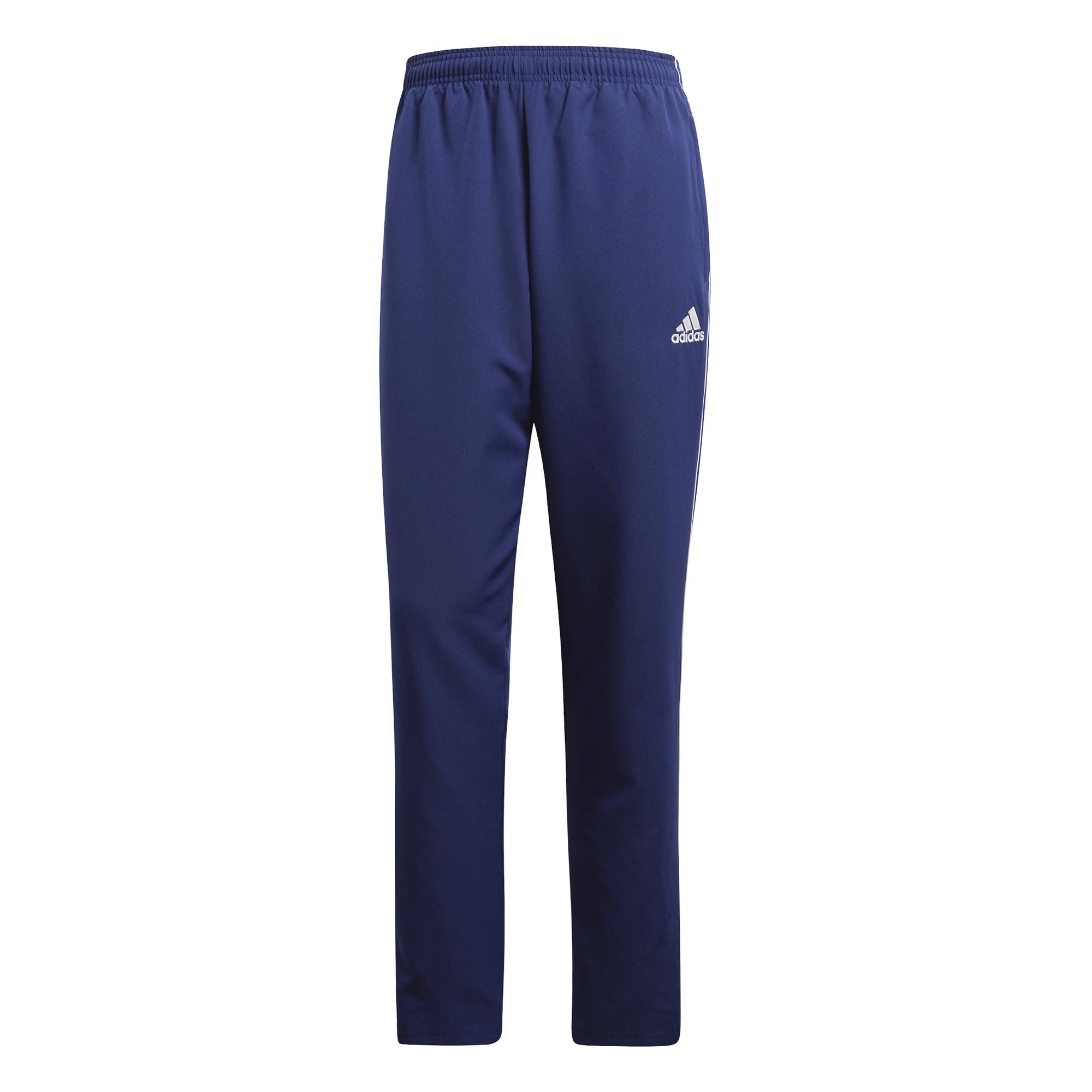 ADIDAS vycházkové kalhoty Core 18