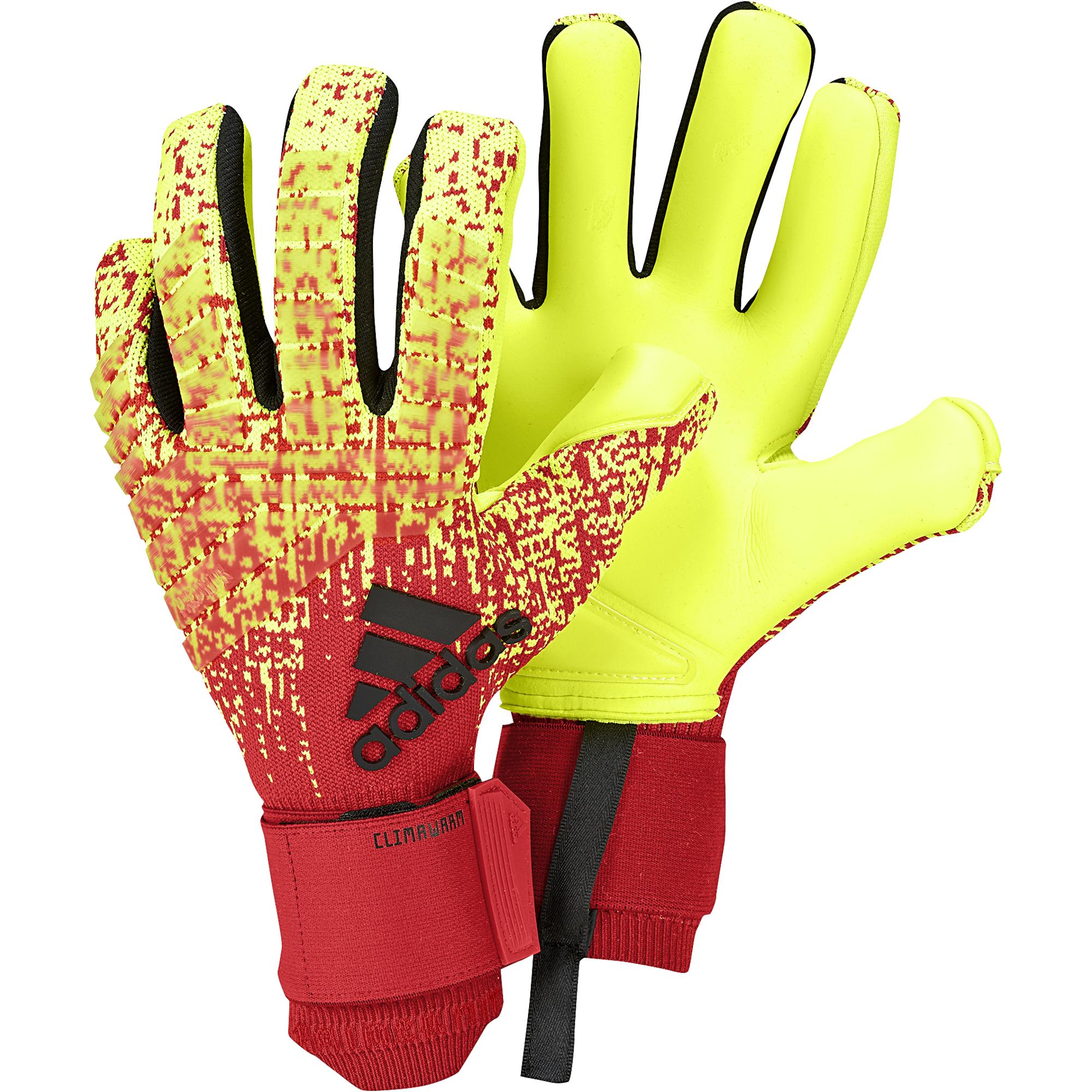 ADIDAS brankářské rukavice Predator Pro Climawarm