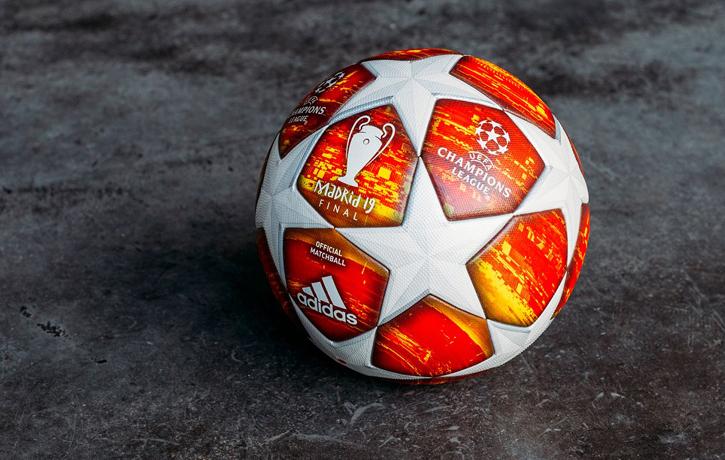 míče Finale Madrid