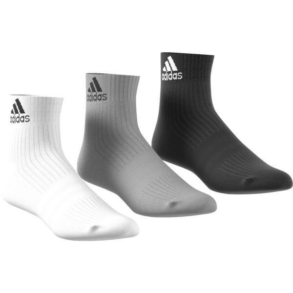 ADIDAS kotníkové ponožky 3 páry