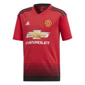 1f336b6cad549 ADIDAS dres Manchester United domácí 2018/2019 dětský