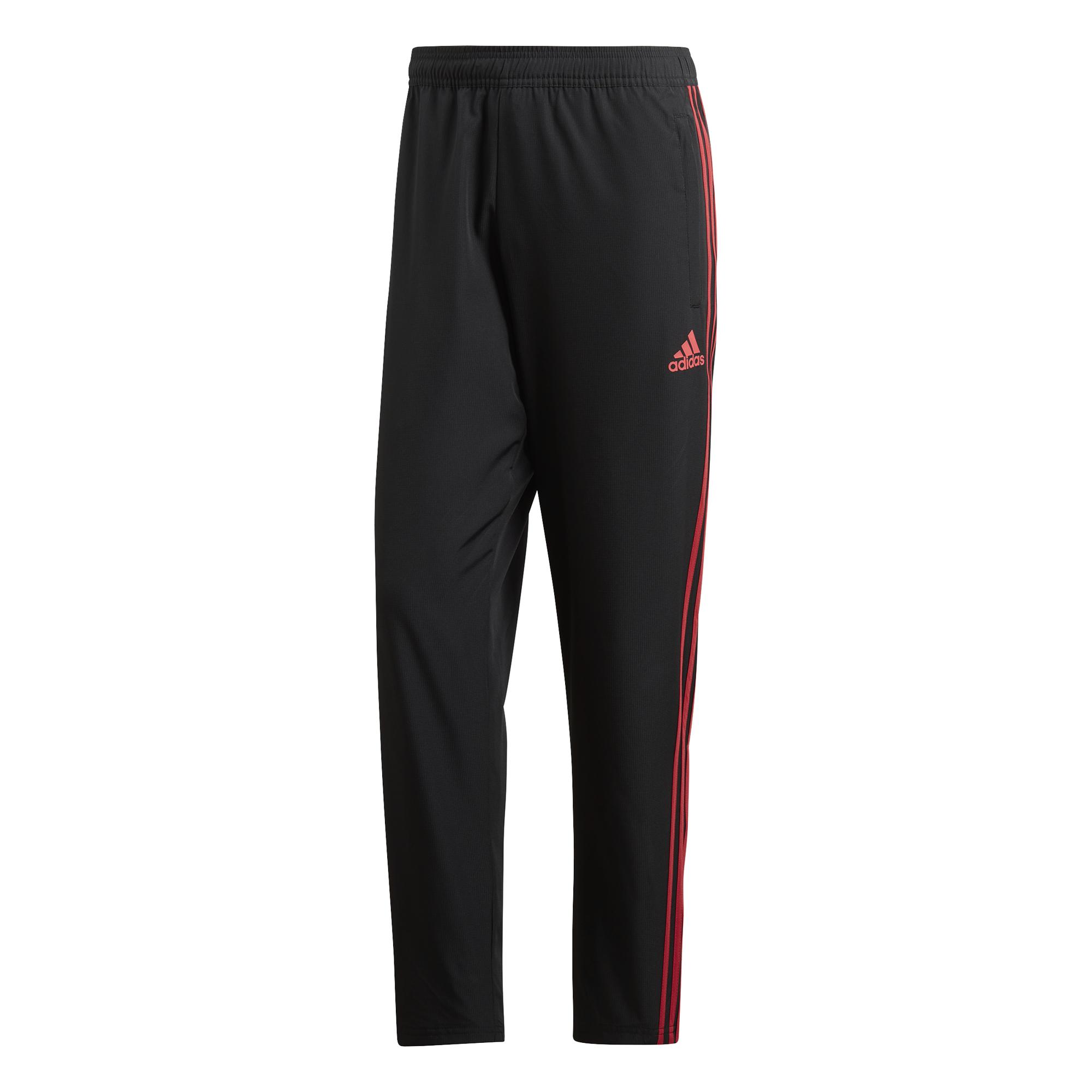 ADIDAS tkané kalhoty Manchester United