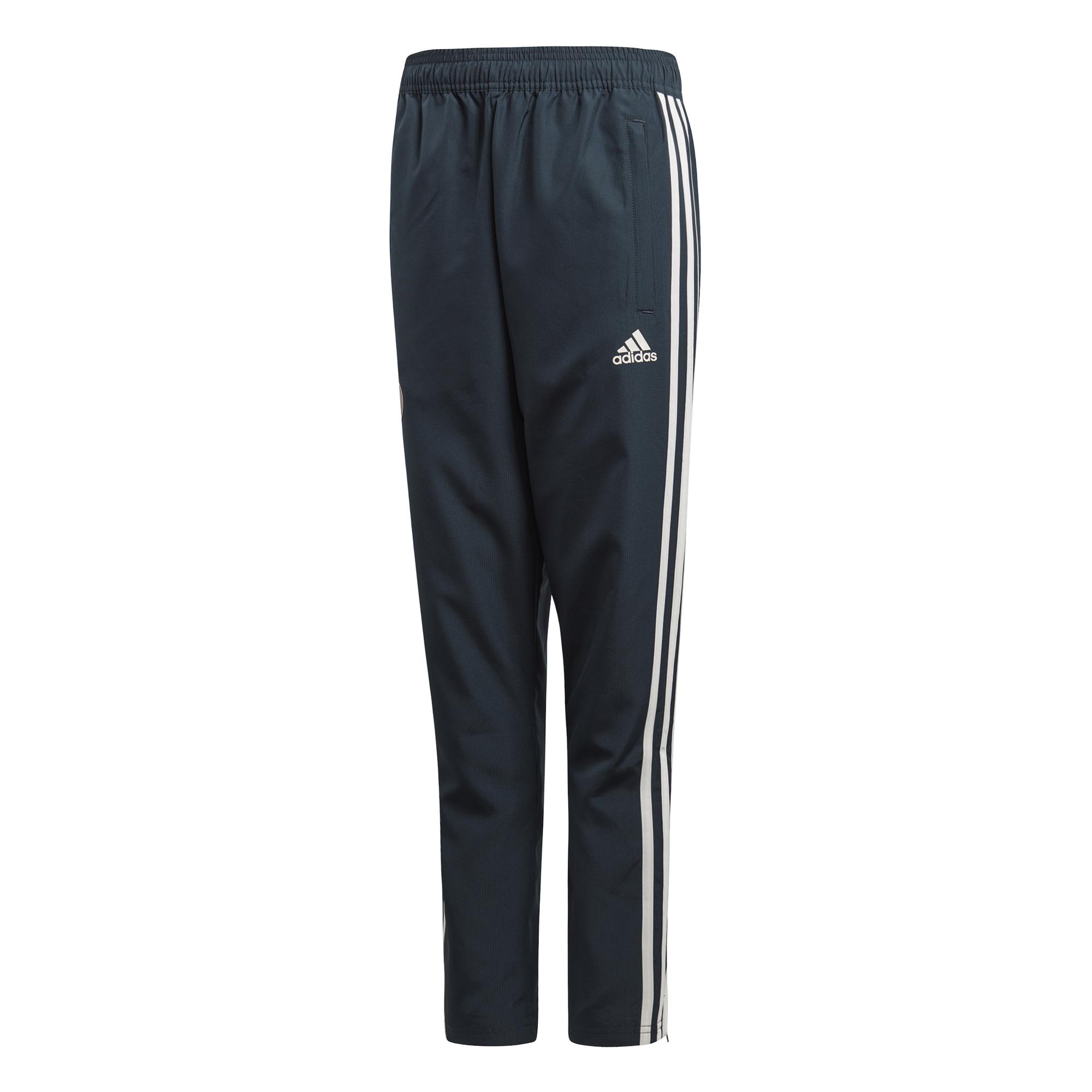 ADIDAS tkané kalhoty Real Madrid dětské