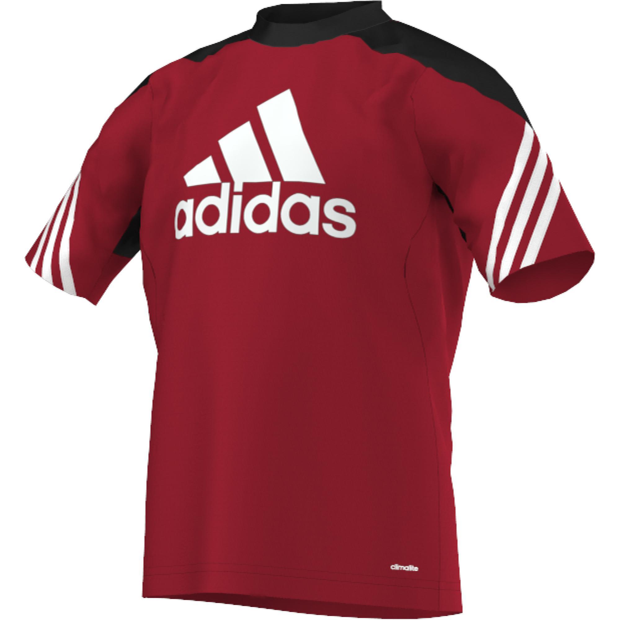 ADIDAS tréninkové triko Sereno 14 dětské