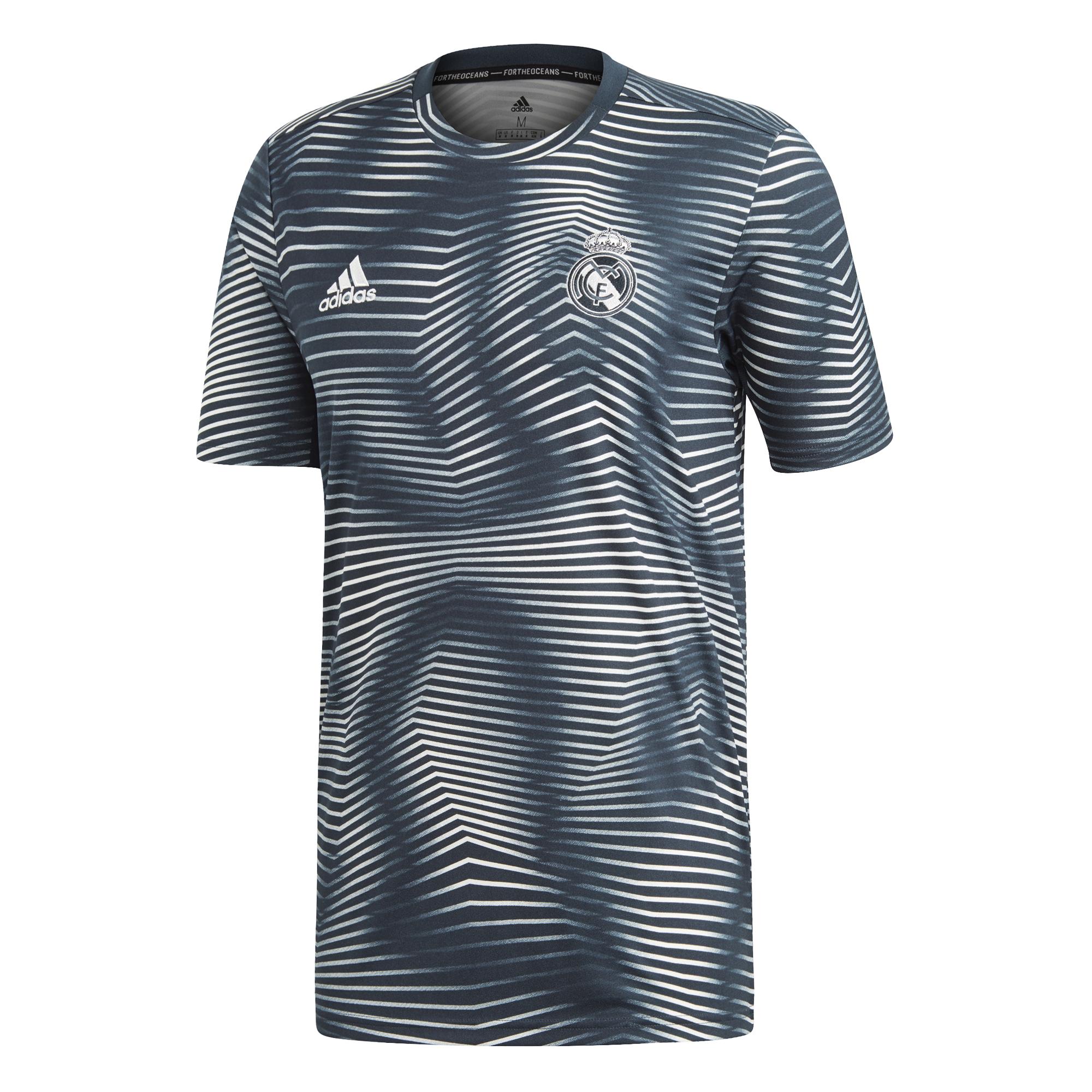 ADIDAS předzápasový dres Real Madrid 2018/2019
