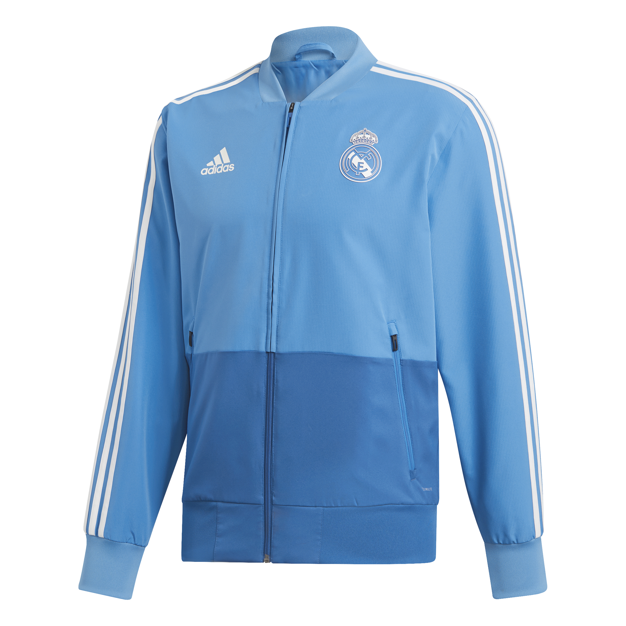ADIDAS vycházková mikina Real Madrid