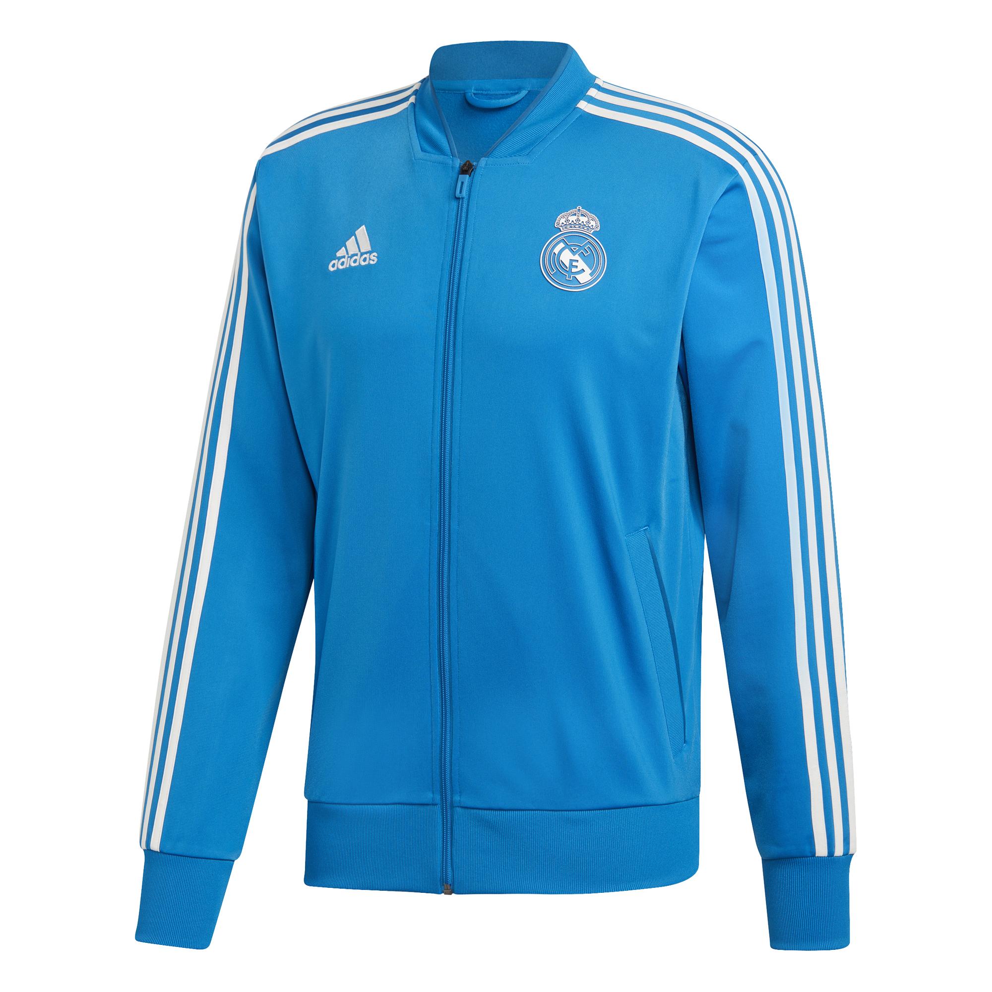 ADIDAS polyesterová bunda Real Madrid