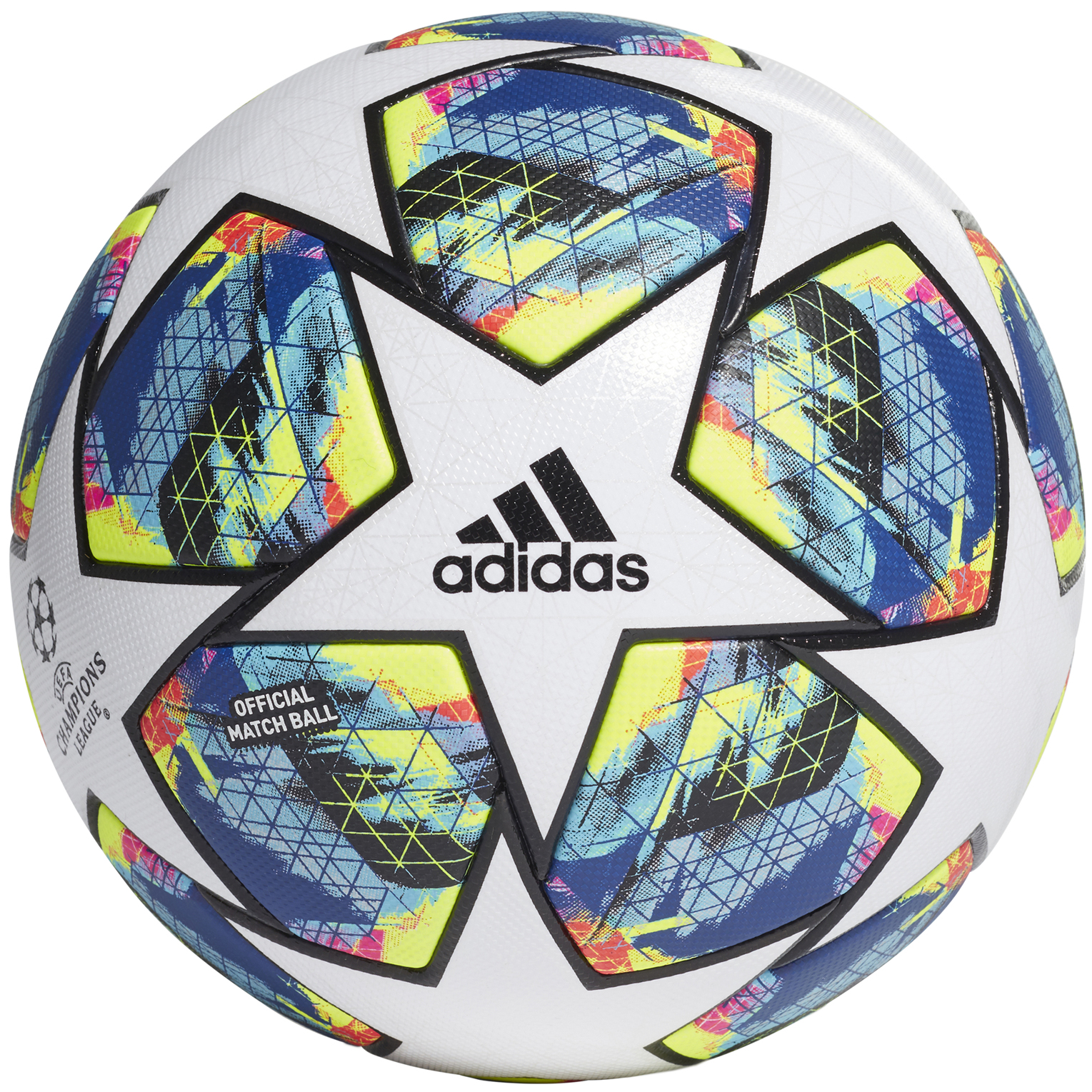 AKCE ADIDAS sada 3 míčů Finale 19 OMB