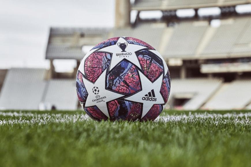 míče Finale Istanbul